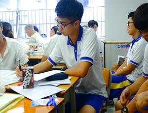 广州明师教育学生风采